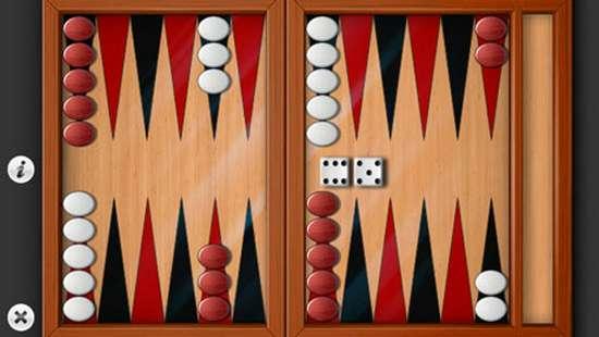 backgammon 3 games