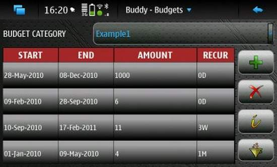 Buddy for Nokia N900 / Maemo 5