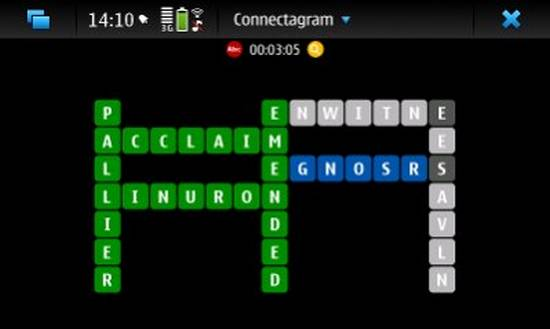 Connectagram for Nokia N900 / Maemo 5