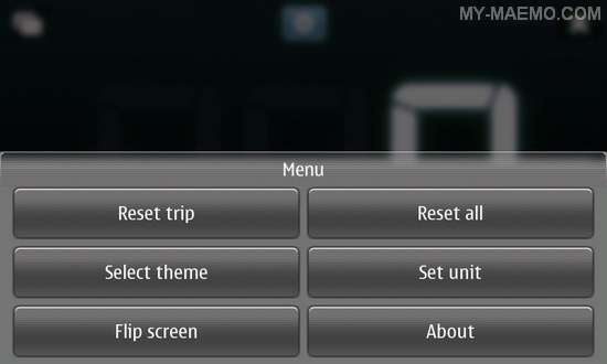 JSpeed for Nokia N900 / Maemo 5