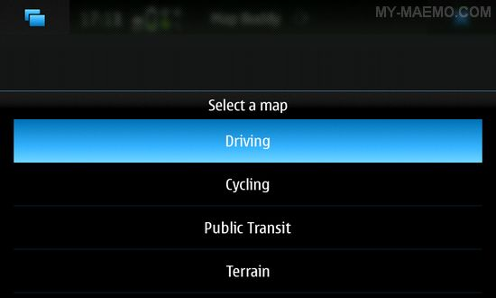 Map Buddy for Nokia N900 / Maemo 5