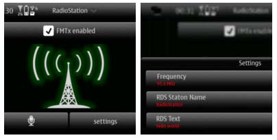 RadioStation for Nokia N900 / Maemo 5
