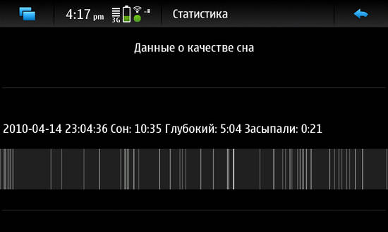 SleepPy Patterns for Nokia N900 / Maemo 5