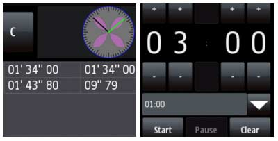 Timer Suite for Nokia N900 / Maemo 5