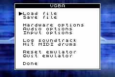 VGBA for Nokia N9 / N950 / MeeGo Harmattan